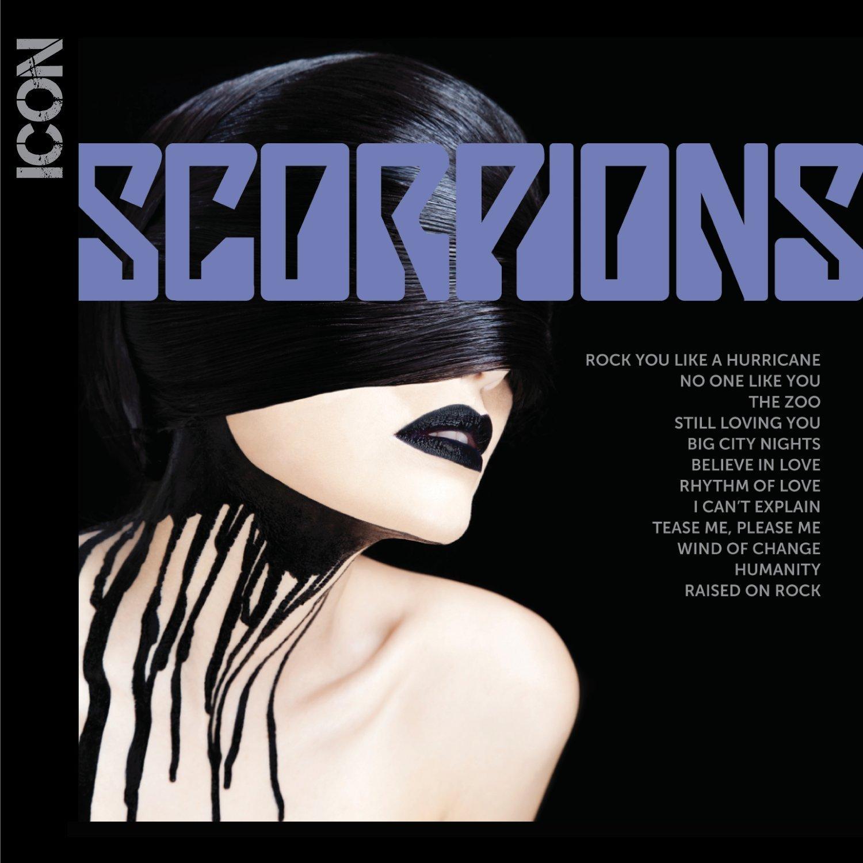 SCORPIONS - Icon cover