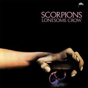 SCORPIONS - Lonesome Crow cover