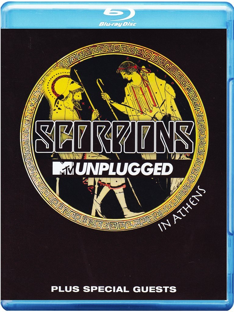 SCORPIONS - MTV Unplugged: Live In Athens cover