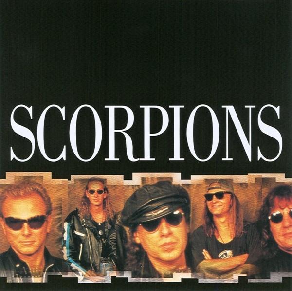 SCORPIONS - Scorpions cover