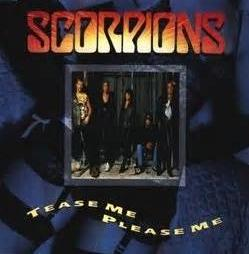 SCORPIONS - Tease Me Please Me cover
