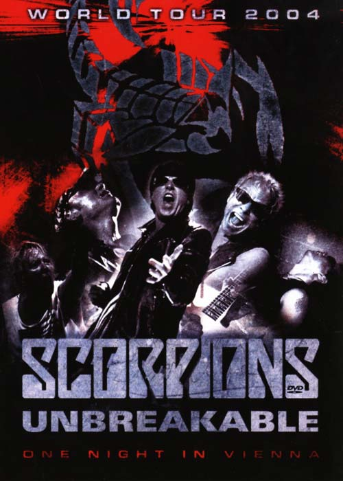 SCORPIONS - Unbreakable World Tour 2004: One Night In Vienna cover