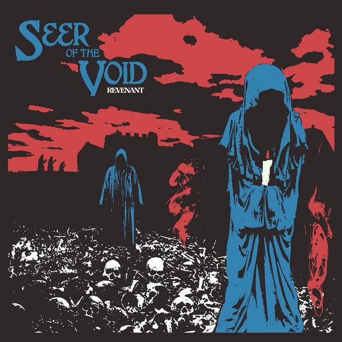 SEER OF THE VOID - Revenant cover