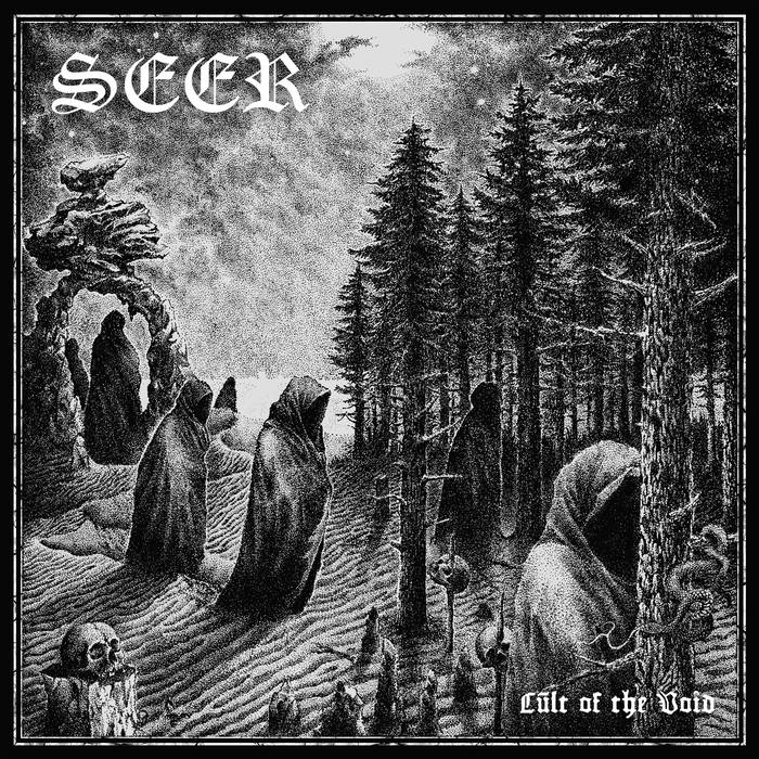 SEER - Vol. III & IV: Cult of the Void cover