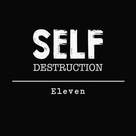 SELF DESTRUCTION - Eleven cover