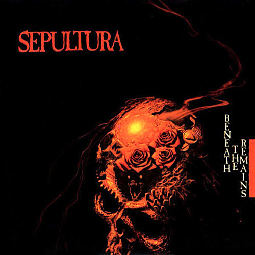 SEPULTURA - Beneath the Remains cover