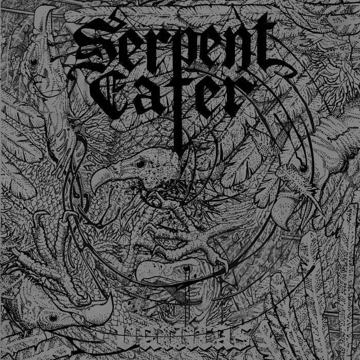 SERPENT EATER - Vanitas cover