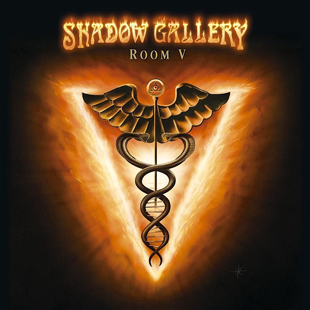 SHADOW GALLERY - Room V cover