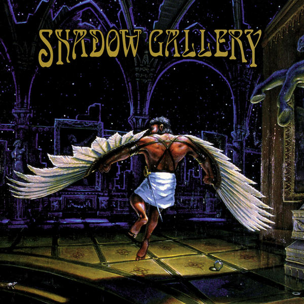SHADOW GALLERY - Shadow Gallery cover