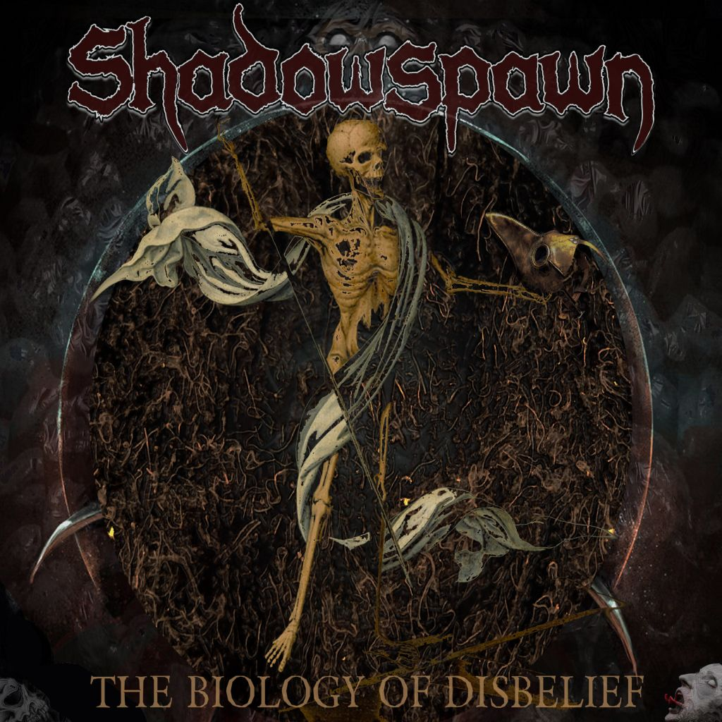 SHADOWSPAWN - The Biology of Disbelief cover