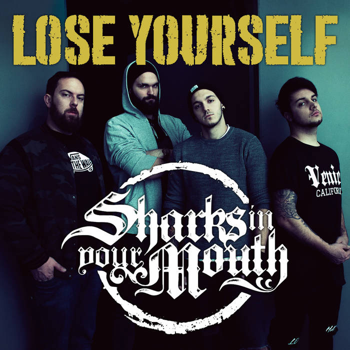 SHARKS IN YOUR MOUTH - Lose Yourself - Instrumental cover