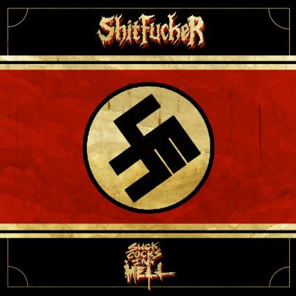 SHITFUCKER - Suck Cocks in Hell cover