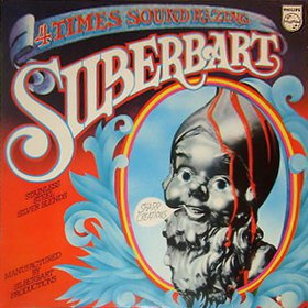 SILBERBART - 4 Times Sounding Razing cover