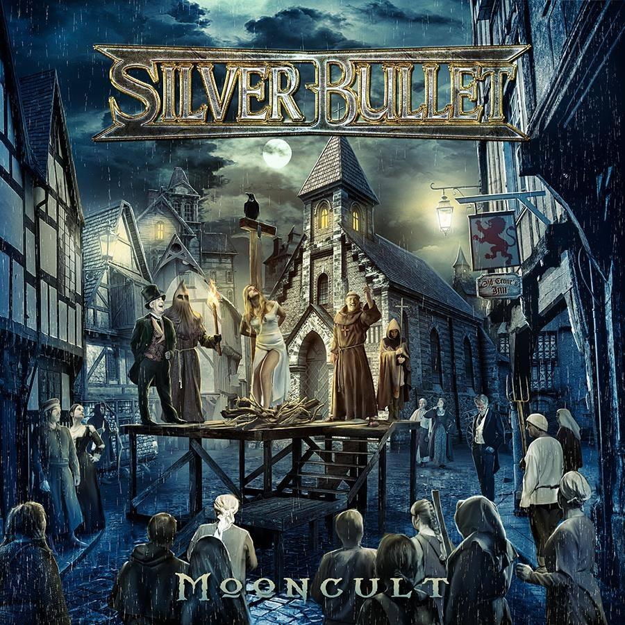 SILVER BULLET - Mooncult cover