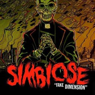 SIMBIOSE - Fake Dimension cover