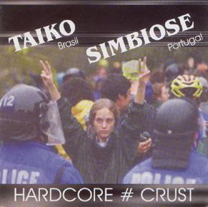 SIMBIOSE - Taiko / Simbiose cover