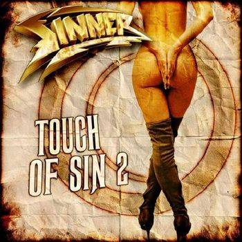 SINNER - Touch of Sin 2 cover