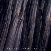 SKEPTICISM - Alloy cover