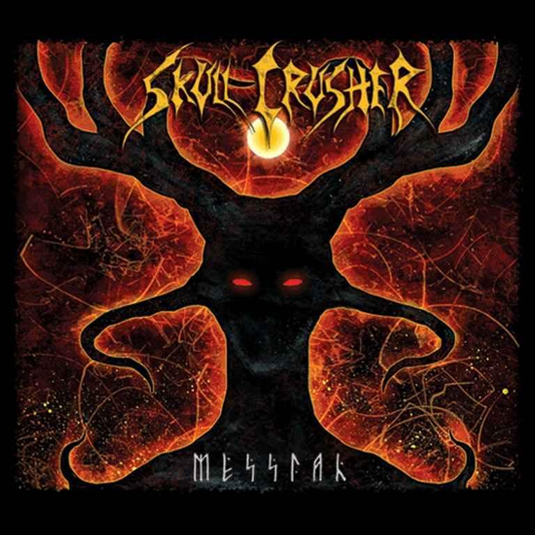 SKULL CRUSHER - Messiah cover