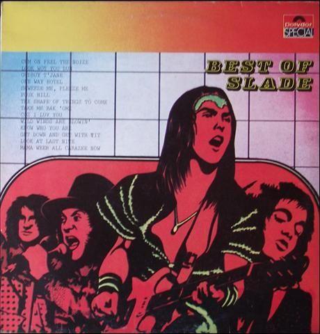 SLADE - Best Of Slade cover