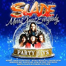 SLADE - Merry Xmas Everybody: Party Hits cover