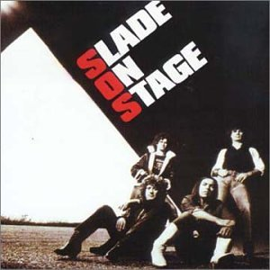 SLADE - Slade On Stage cover
