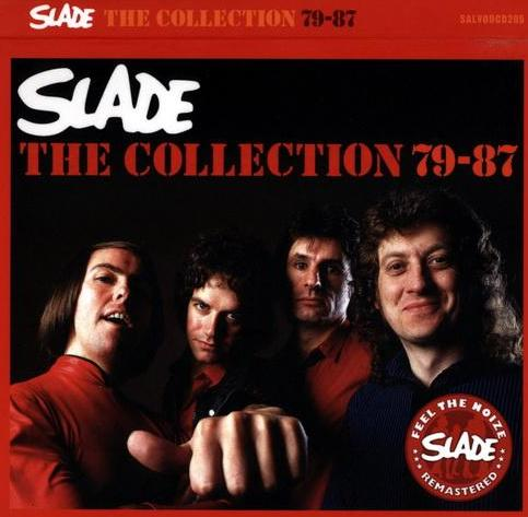SLADE - The Collection 79-87 cover