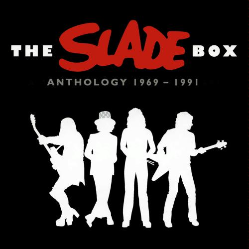 SLADE - The Slade Box: Anthology 1969-1991 cover