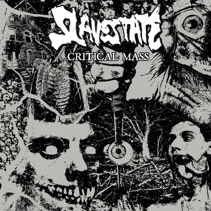 SLAVESTATE - Critical Mass cover