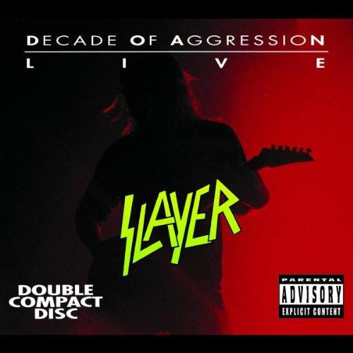 SLAYER - Decade of Aggression: Live cover