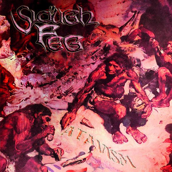 SLOUGH FEG - Atavism cover