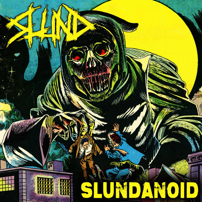 SLUND - Slundanoid cover