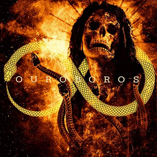 SNAKE FATHER - Ouroboros cover