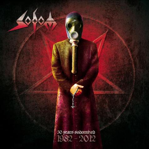 SODOM - 30 Years Sodomized: 1982-2012 cover