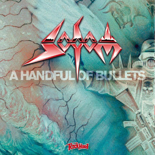 SODOM - A Handfull Of Bullets cover