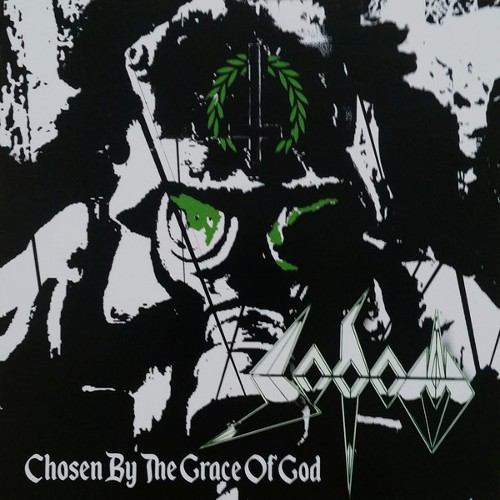 SODOM - Chosen By The Grace Of God cover