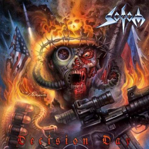 SODOM - Decision Day cover