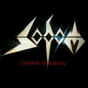 SODOM - Expurse of Sodomy cover