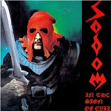 SODOM - In the Sign of Evil / Obsessed by Cruelty cover