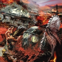 SODOM - In War and Pieces cover