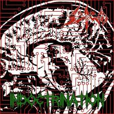 SODOM - Indoctrination cover