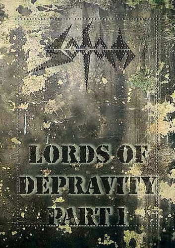 SODOM - Lords of Depravity, Pt. 1 cover