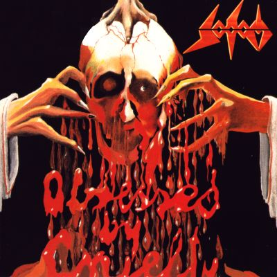 SODOM - Obsessed by Cruelty cover