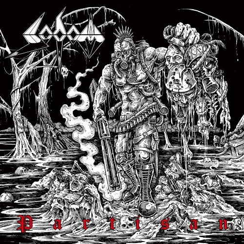 SODOM - Partisan cover