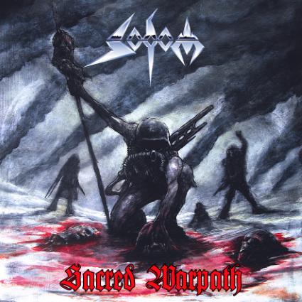 SODOM - Sacred Warpath cover