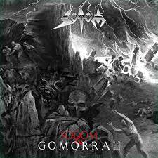 SODOM - Sodom & Gomorrah cover