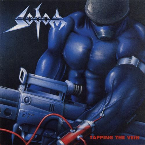 SODOM - Tapping the Vein cover