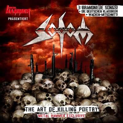 SODOM - The Art of Killing Poetry cover