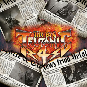 SODOM - The Big Teutonic 4 - Part II cover