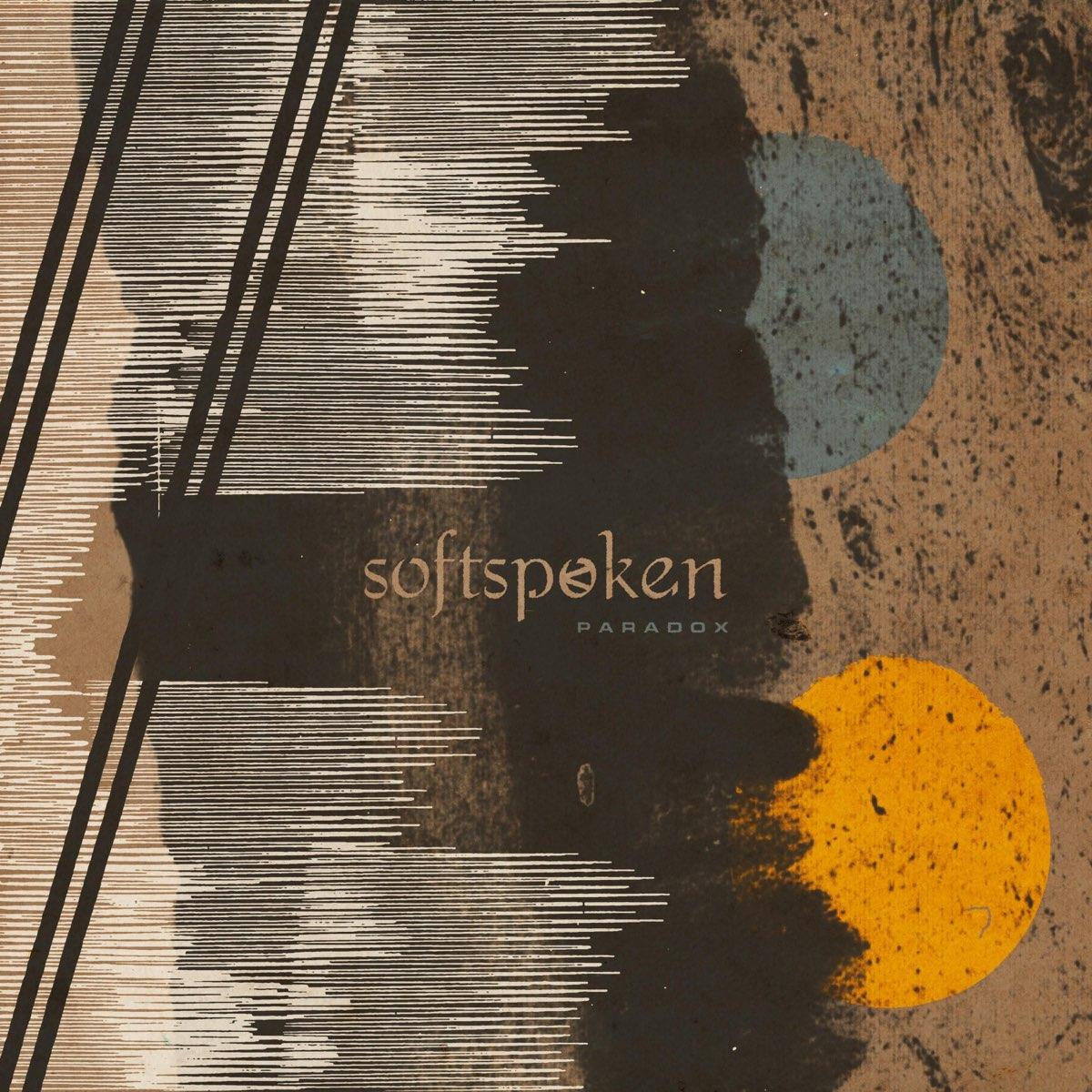 SOFTSPOKEN - Paradox cover